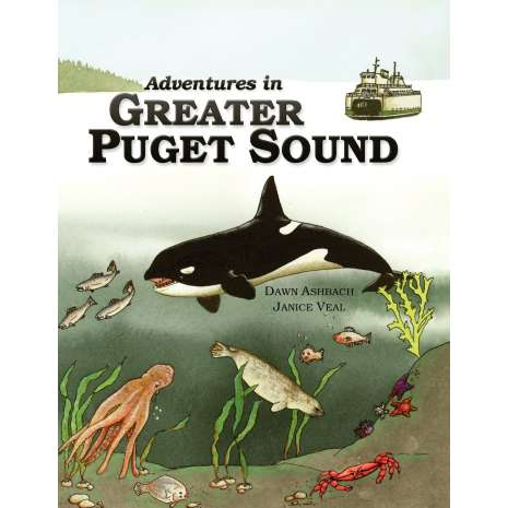 Models & Puzzles :Adventures In Greater Puget Sound