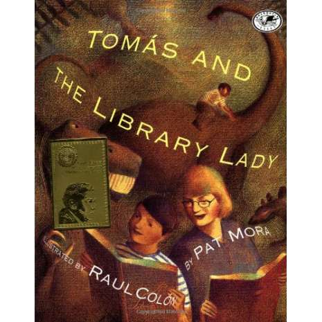Young Adult & Children's Novels :Tomas and the Library Lady