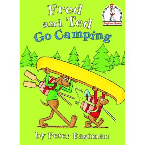 Kids Camping :Fred and Ted Go Camping