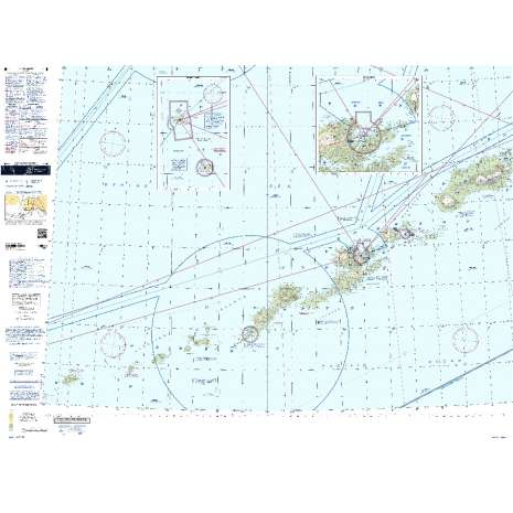 Sectional Charts, FAA Chart: VFR Sectional DUTCH HARBOR
