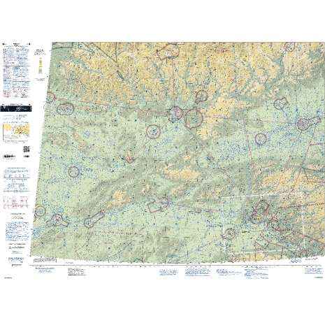 Sectional Charts, FAA Chart: VFR Sectional FAIRBANKS