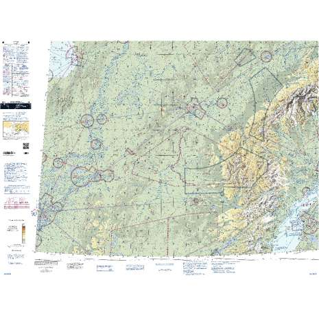 Sectional Charts :FAA Chart: VFR Sectional MCGRATH