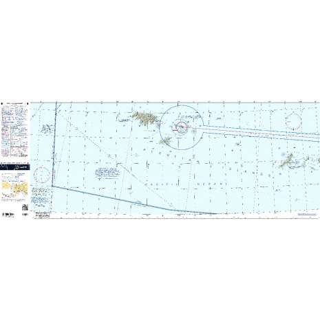 Sectional Charts :FAA Chart: VFR Sectional WESTERN ALEUTIAN ISLANDS