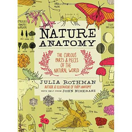 Nature & Ecology, Nature Anatomy: The Curious Parts and Pieces of the Natural World