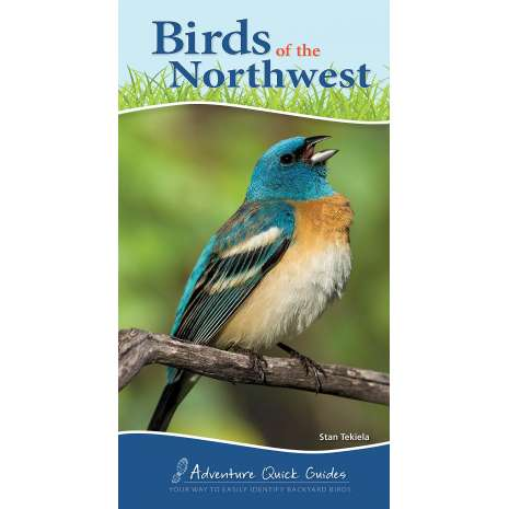 Bird Identification Guides, Birds of the Northwest