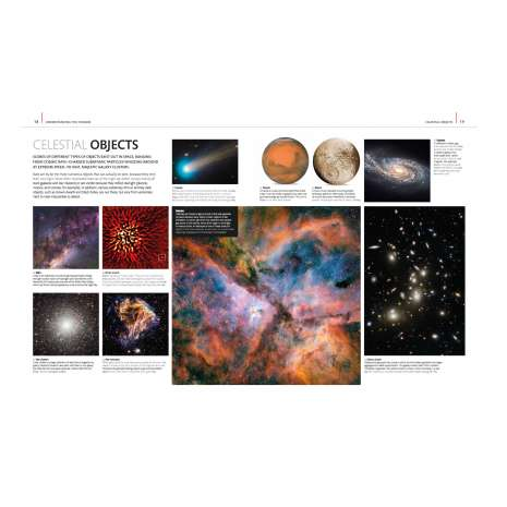 Astronomy & Stargazing :The Stars: The Definitive Visual Guide to the Cosmos