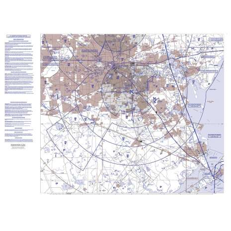 VFR: Helicopter Route Charts, FAA Chart: VFR Helicopter HOUSTON