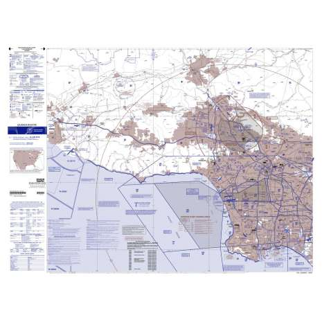 VFR: Helicopter Route Charts, FAA Chart: VFR Helicopter LOS ANGELES