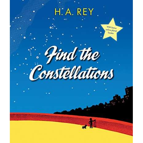 Space & Astronomy for Kids, Find the Constellations, 3rd edition