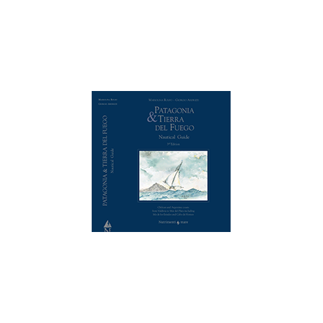 Imray Guides :Patagonia and Tierra del Fuego Nautical Guide