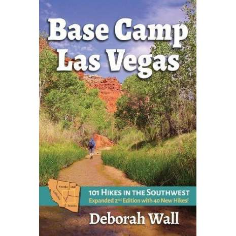 Rocky Mountain and Southwestern USA Travel & Recreation, Base Camp Las Vegas: 101 Hikes in the Southwest