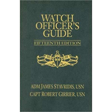 Professional Mariners :Watch Officer's Guide: A Handbook for All Deck Watch Officers