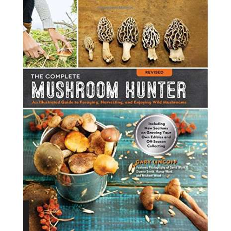 Mushroom Identification Guides :The Complete Mushroom Hunter, Revised: Illustrated Guide to Foraging, Harvesting, and Enjoying Wild Mushrooms