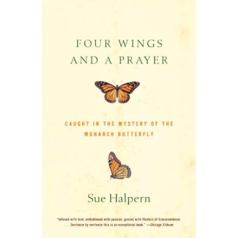 Wildlife & Zoology :Four Wings and a Prayer: Caught in the Mystery of the Monarch Butterfly