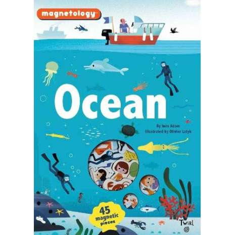 Fish, Sealife, Aquatic Creatures :Ocean (Magnetology)