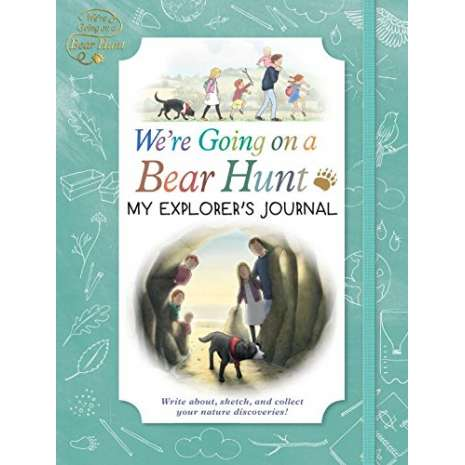 Children's Outdoors, We're Going on a Bear Hunt: My Explorer's Journal