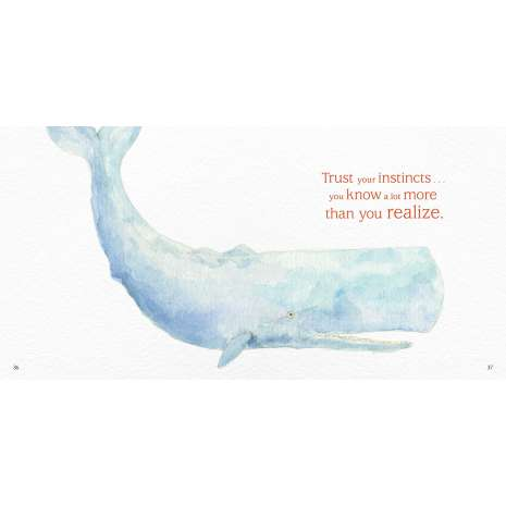 Nature & Ecology :Wisdom from the Waters: A Little Encouragement from the Ocean to the Beach
