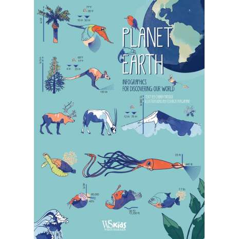 Geography & Maps :Planet Earth: Infographics for Discovering Our World