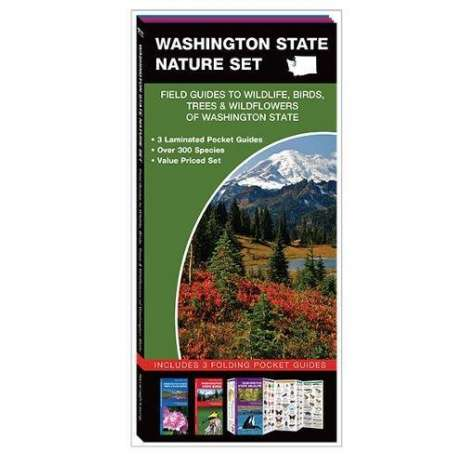 Other Field Guides :Washington State Nature Set: Field Guides to Wildlife, Birds, Trees & Wildflowers of Washington State