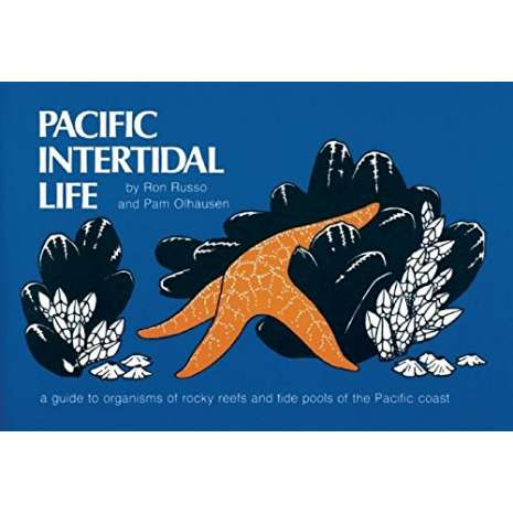 Beachcombing & Seashore Field Guides :Pacific Intertidal Life: A Guide to Organisms of Rocky Reefs and Tide Pools of the Pacific Coast