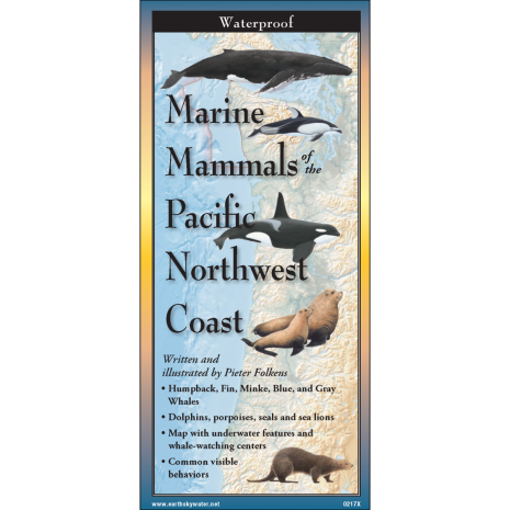 Pacific Northwest Field Guides :Marine Mammals of the Pacific Northwest Coast