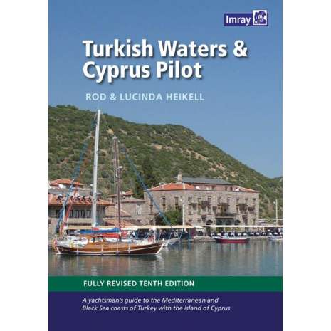 Imray Guides :Turkish Waters & Cyprus Pilot, 10th Edition