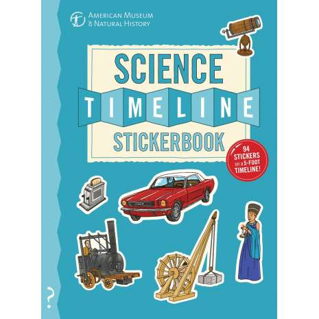 Educational & Science :The Science Timeline Stickerbook