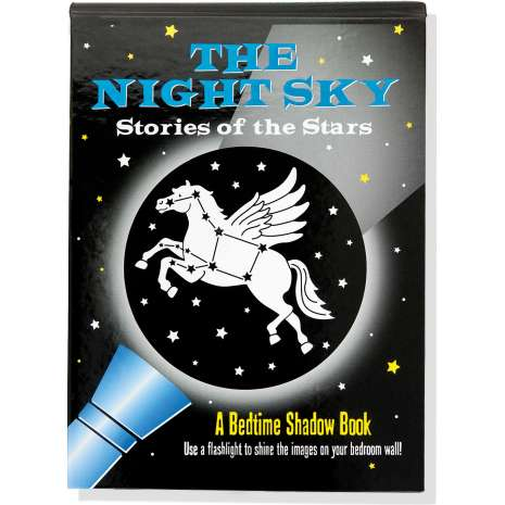 Space & Astronomy for Kids :The Night Sky (Bedtime Shadow Book)