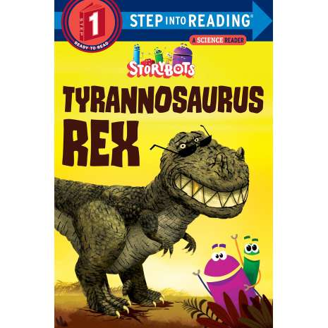 Young Readers :Tyrannosaurus Rex (Step into Reading)