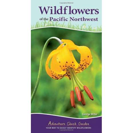 Tree, Plant & Flower Identification Guides, Wildflowers of the Pacific Northwest