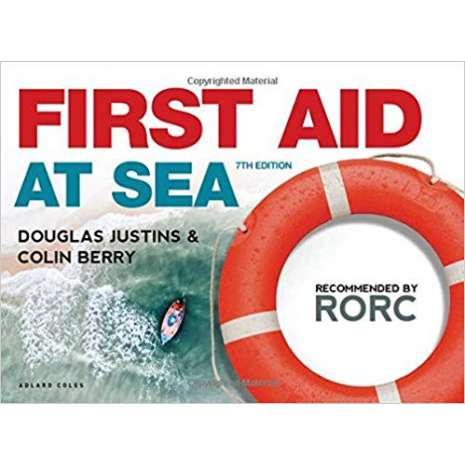 First Aid & Safety On-board, First Aid at Sea 7th Edition