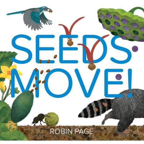 Environment & Nature, Seeds Move!