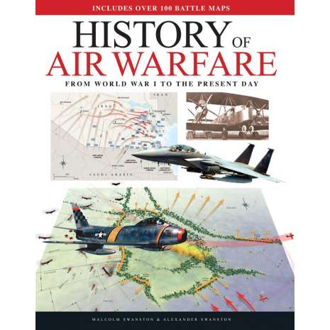 Submarines & Military Related, History of Air Warfare: From World War I to the Present Day