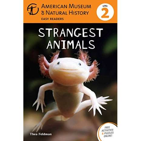 Young Readers, Strangest Animals
