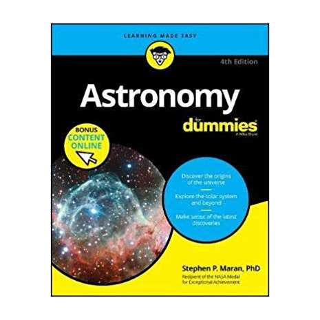 Astronomy & Stargazing :Astronomy For Dummies 4th Edition