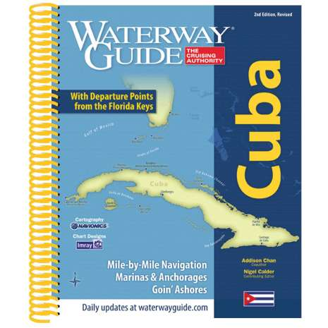 Waterway Guides :Waterway Guide Cuba, 2nd Edition