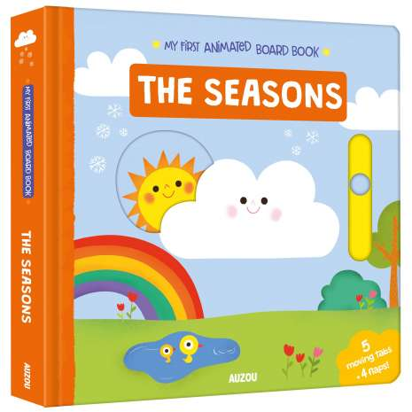 Interactive Books, The Seasons