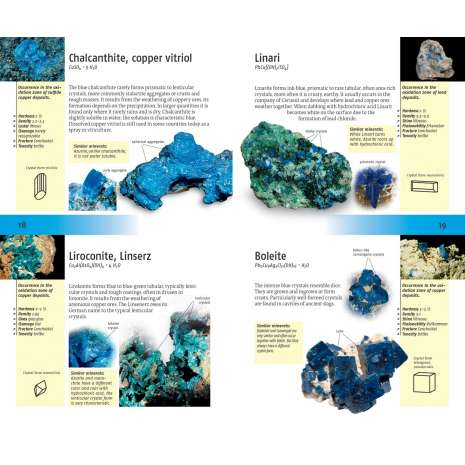 Rocks, Minerals & Geology Field Guides :The Firefly Guide to Minerals, Rocks and Gems