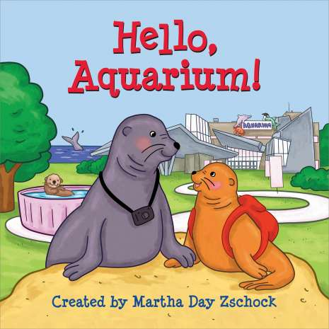Board Books: Aquarium :Hello, Aquarium!