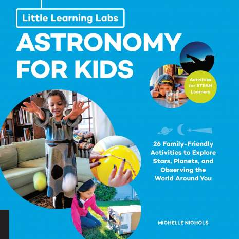 Space & Aerospace :Little Learning Labs: Astronomy for Kids
