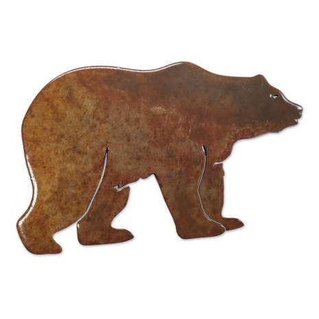 Bears :Grizzly Bear Magnet