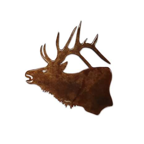 Magnets :Elk Head MAGNET (Small)