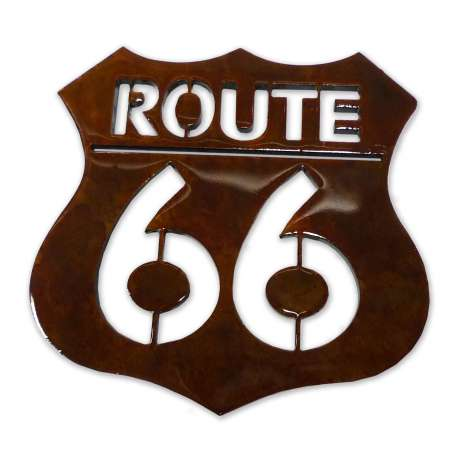 Magnets :Route 66 MAGNET