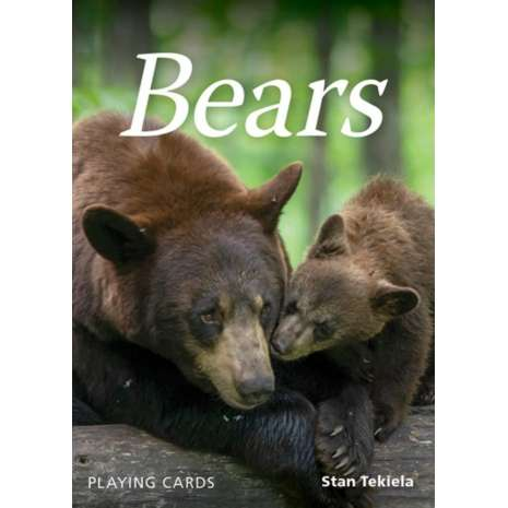 Playing Cards :Bears Playing Cards