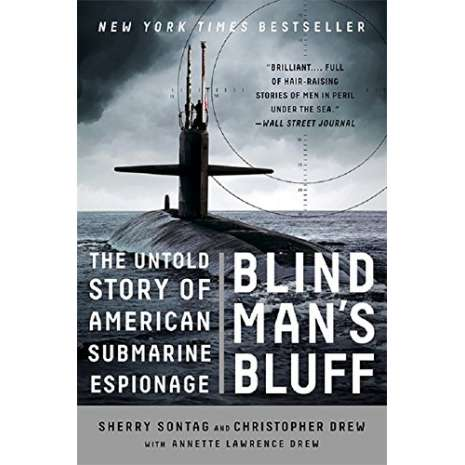 Submarines & Military Related, Blind Man's Bluff: The Untold Story of American Submarine Espionage