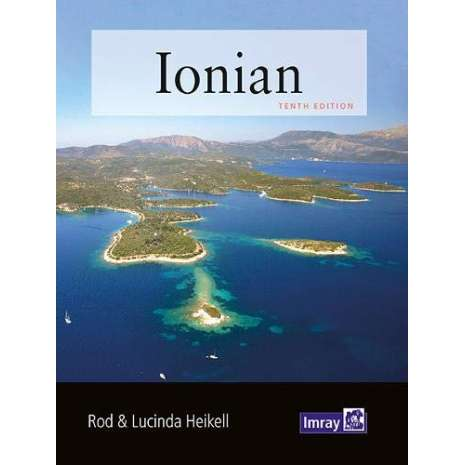 Europe & the UK :Ionian 10th Edition