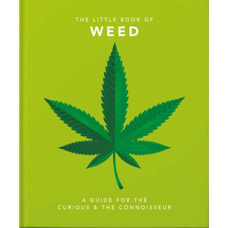Cannabis & Counterculture Books :The Little Book of Weed