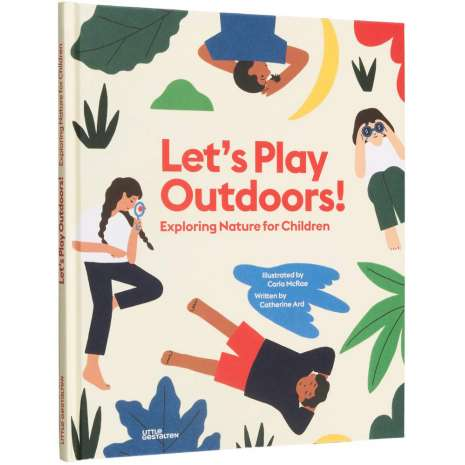 Children's Outdoors :Let's Play Outdoors!: Exploring Nature for Children