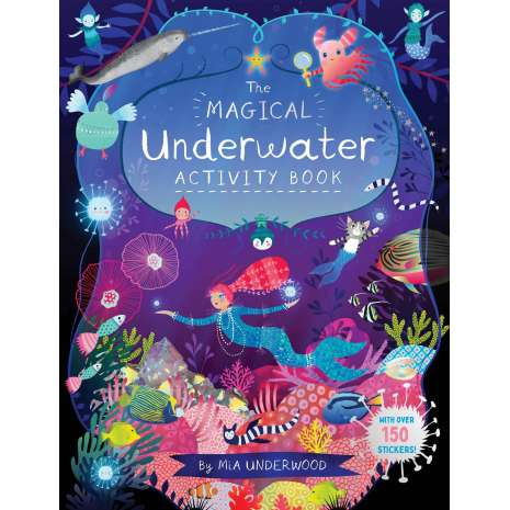 Activity Books: Aquarium :The Magical Underwater Activity Book