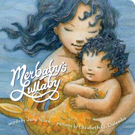 Board Books :Merbaby's Lullaby